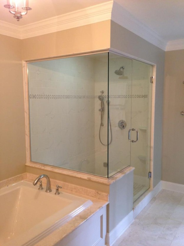 Glass Shower Enclosure Malvern, PA