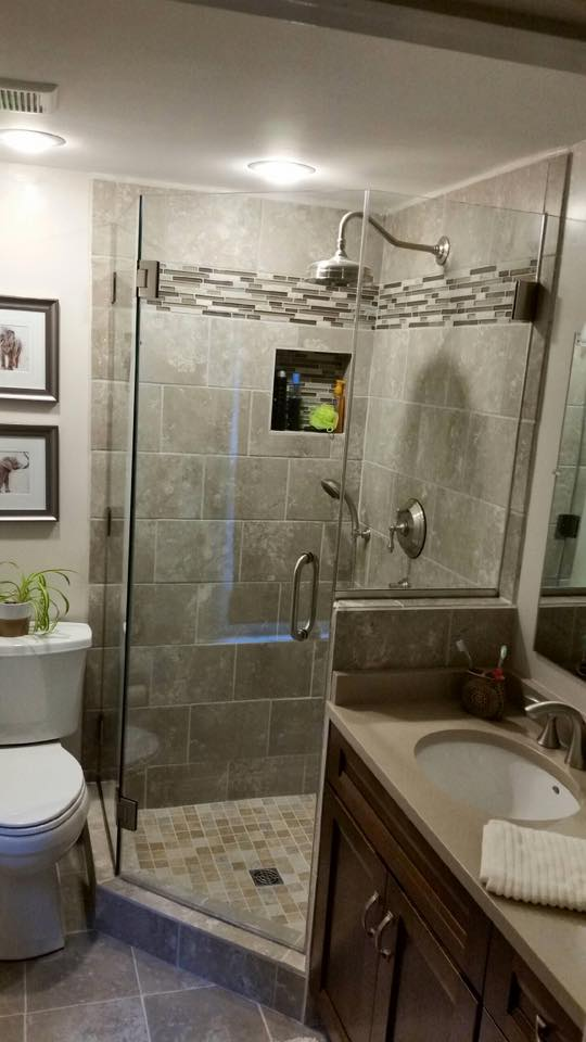 Why Choose A Glass Shower Door Over A Curtain Bryn Mawr