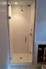 FramelesCustom Glass Shower Door