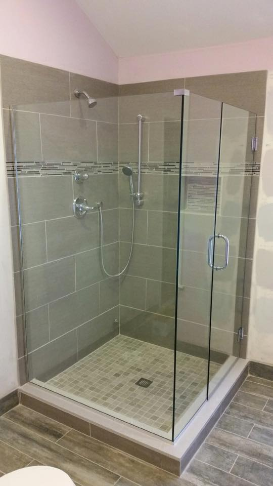 Make Your Bathroom Seem Bigger With A Frameless Glass Shower Door