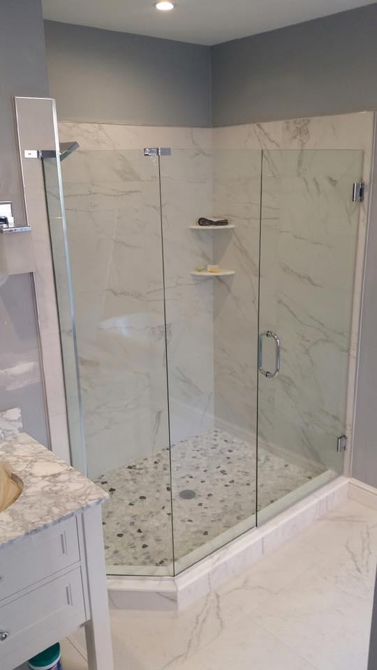 frameless glass shower doors. Custom Frameless Glass Shower Door Doors