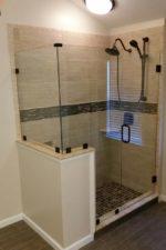 Bryn Mawr Glass Custom Glass Shower Enclosure