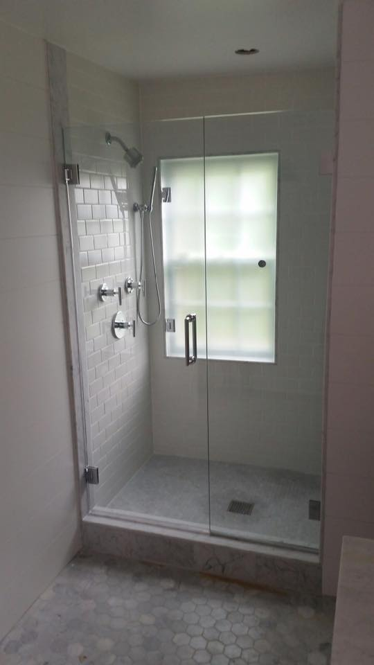 Options for Glass Shower Enclosures - Bryn Mawr Glass